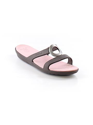 Crocs Sandals Size 11