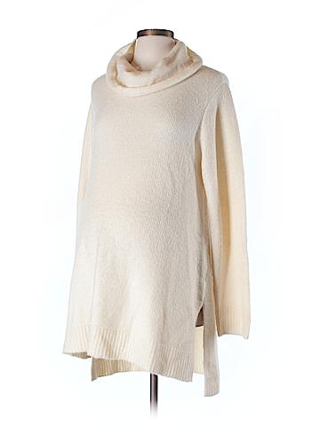 Jessica Simpson Maternity Turtleneck Sweater Size L (Maternity)