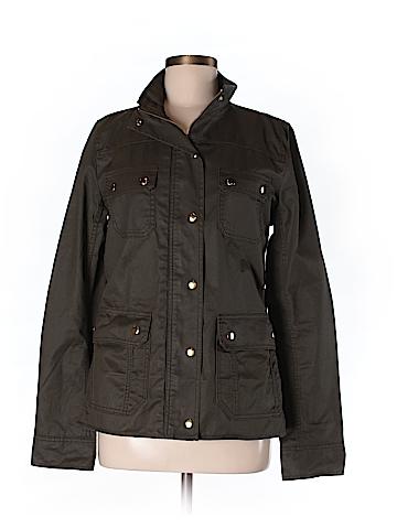 J. Crew Denim Jacket Size M (Tall)