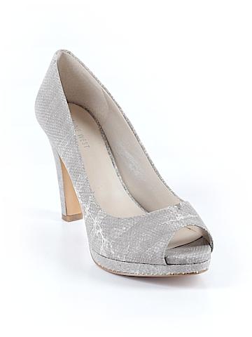 Nine West Heels Size 9 1/2