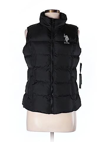 U.S. Polo Assn. Women Vest Size M