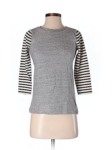 J. Crew 3/4 Sleeve T-Shirt Size XXS