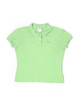 Lacoste Short Sleeve Polo Size 46 cm