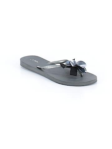 J. Crew Flip Flops Size 9
