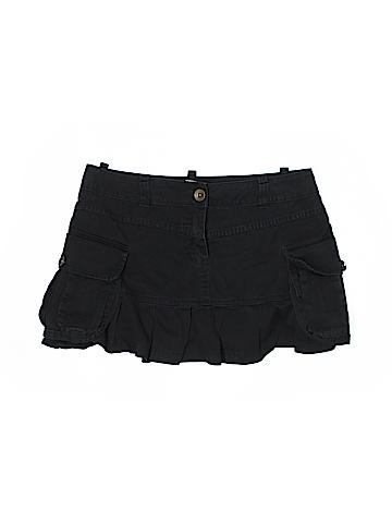 Edge Denim Skirt Size M