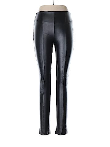 Boom Boom Jeans Faux Leather Pants Size L