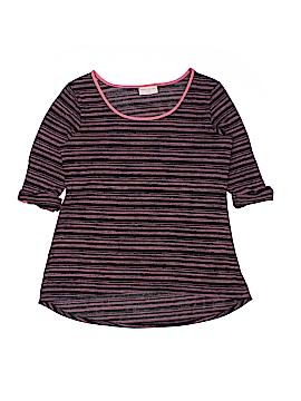 Bobbie Brooks 3/4 Sleeve Top Size L