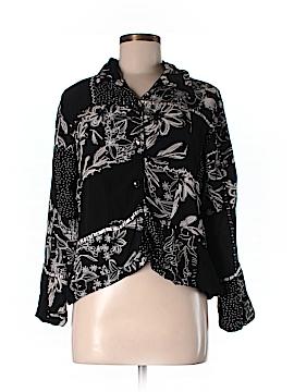 Tantrums Silk Blazer Size S