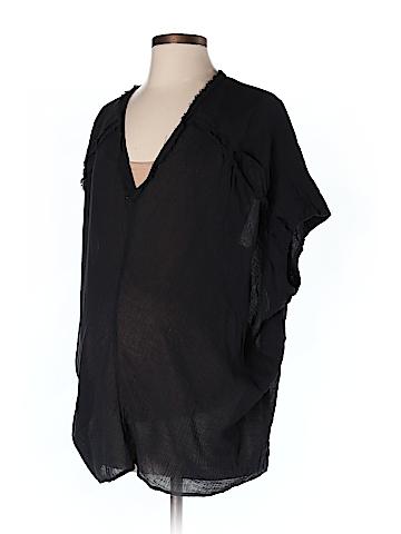 Hatch Short Sleeve Blouse One Size (Maternity)