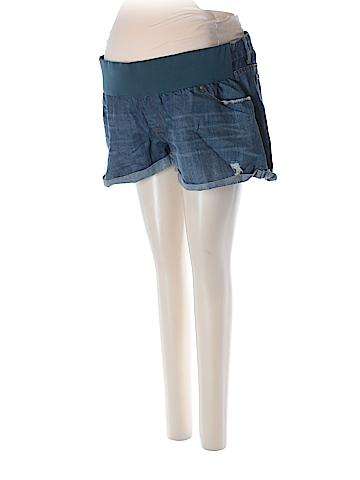 ASOS Maternity Denim Shorts Size 14 (Maternity)