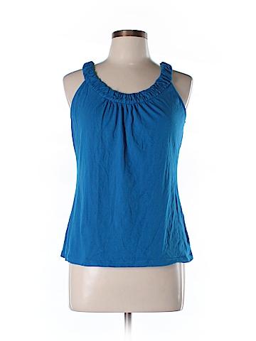 Ann Taylor Factory Sleeveless Top Size L (Petite)