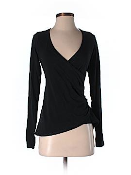 Nancy Rose Performance Long Sleeve Top Size 2
