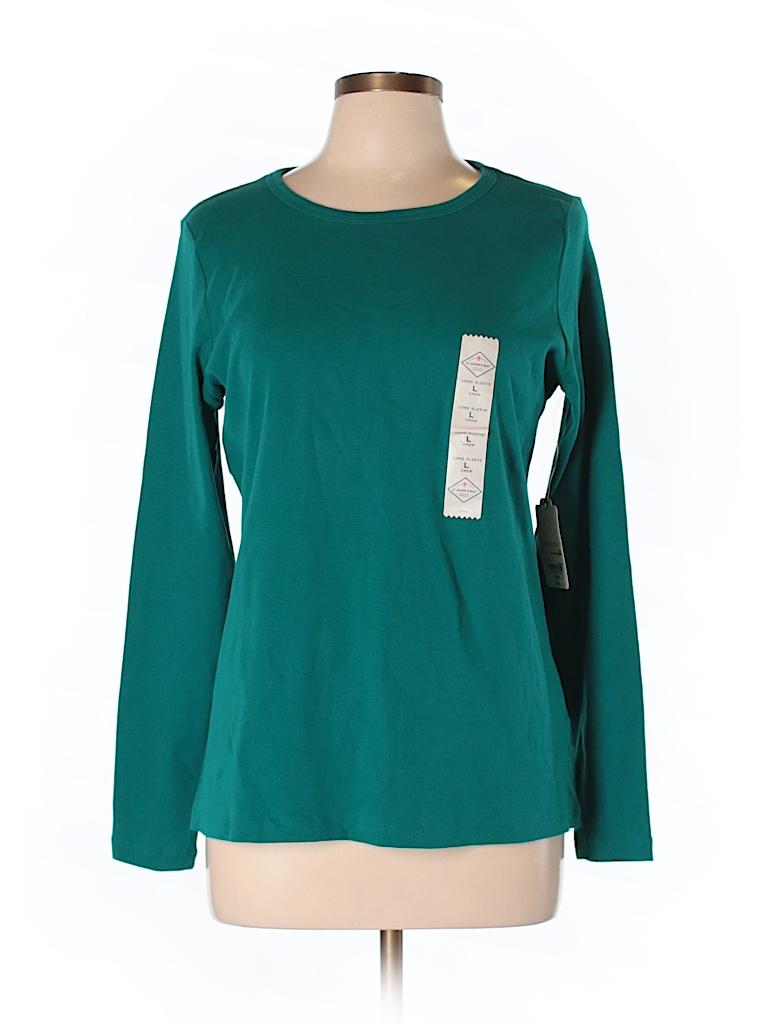 St John 39 S Bay Long Sleeve T Shirt 62 Off Only On Thredup