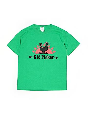 Gildan Short Sleeve T-Shirt Size M (Kids)