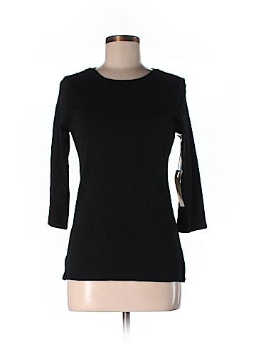 Susan Bristol 3/4 Sleeve Top Size S