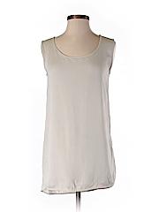 Max Mara Sleeveless Silk Top Size M