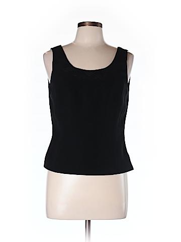 Tahari by ASL  Women Sleeveless Blouse Size 10