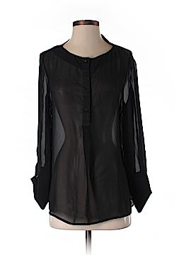 J Brand Long Sleeve Blouse Size 8