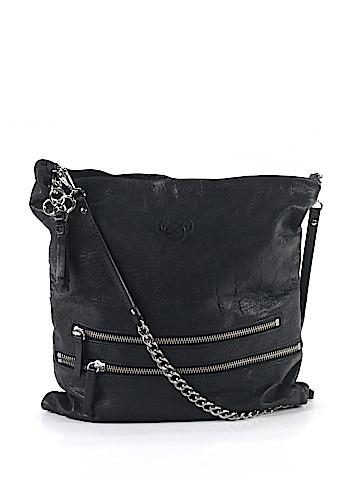 Stella & Dot  Leather Crossbody Bag One Size