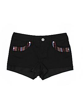 Tinsel Denim Couture Denim Shorts 26 Waist