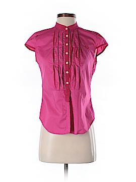 Armani Exchange Short Sleeve Blouse Size S