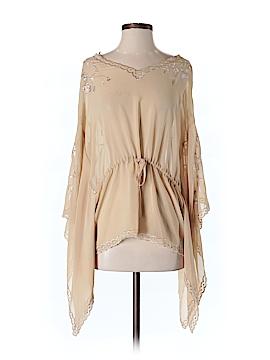 Gossip Girl Short Sleeve Blouse Size S