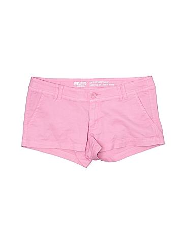 Mossimo Supply Co. Women Khaki Shorts Size 8