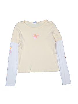 Roxy Long Sleeve T-Shirt Size X-Large (Youth)