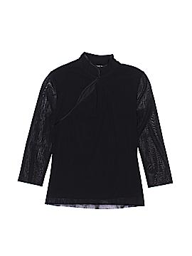 Vivienne Tam 3/4 Sleeve Top Size 1