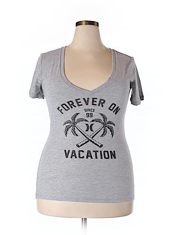 Hurley Short Sleeve T-Shirt Size XL