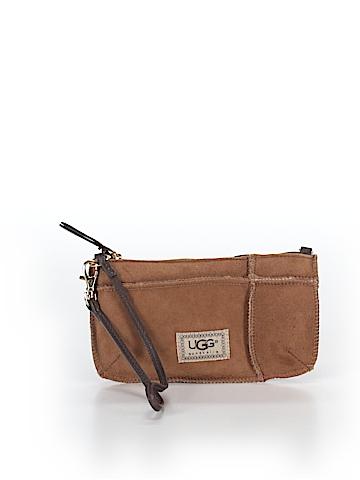 Ugg Australia Leather Wristlet One Size