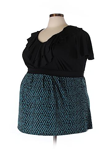 Liz Lange Maternity Short Sleeve Top Size XXL (Maternity)