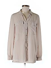 Spense Women Long Sleeve Blouse Size M