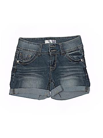 No Boundaries Denim Shorts Size 3