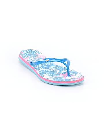 Lilly Pulitzer Flip Flops Size 9 - 10