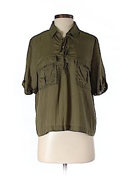Sun & Shadow 3/4 Sleeve Blouse Size S