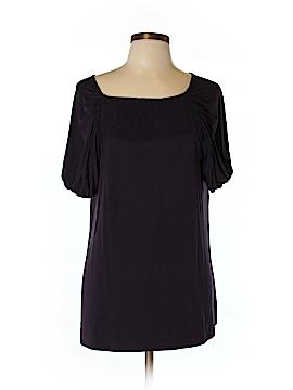 Vivienne Vivienne Tam Short Sleeve Top Size L
