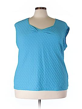 Doncaster Short Sleeve Top Size 3X (Plus)