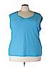 Doncaster Women Short Sleeve Top Size 3X (Plus)