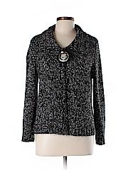 JM Collection Women Cardigan Size M