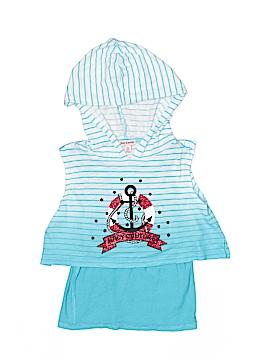 Juicy Couture Sleeveless T-Shirt Size X-Small (Kids)