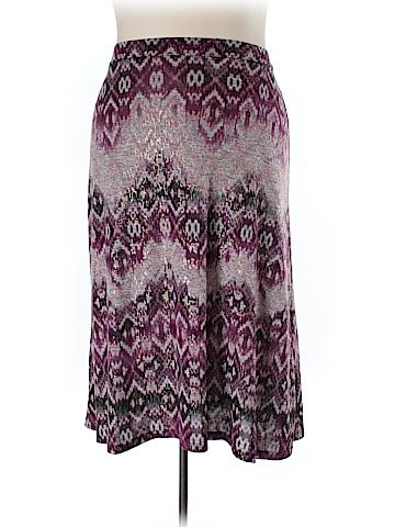 Kasper  Casual Skirt Size 2X (Plus)