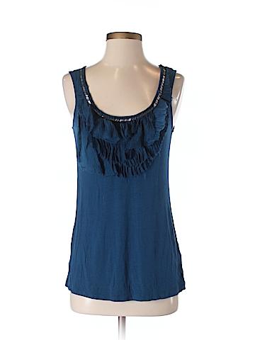 Cynthia Rowley for T.J. Maxx Sleeveless Top Size S