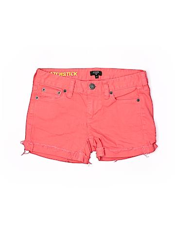 J. Crew Factory Store Women Denim Shorts 24 Waist