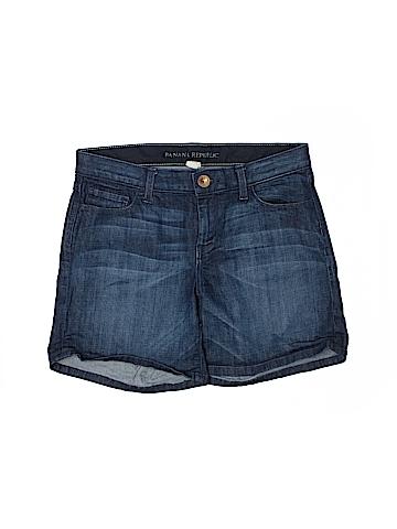 Banana Republic Denim Shorts Size 26 (Plus)
