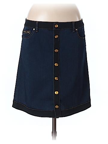 Inc Denim Denim Skirt Size 8