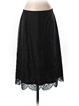 Ann Taylor Silk Skirt Size 8