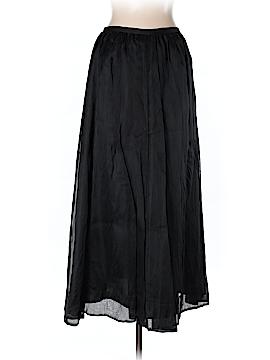 DKNY Silk Skirt Size 10 (Petite)