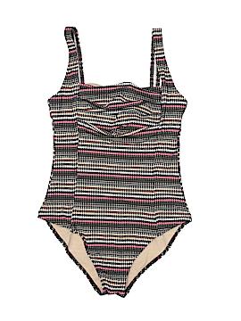Calvin Klein One Piece Swimsuit Size 8
