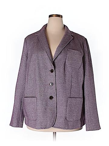 Talbots Wool Coat Size 24 (Plus)